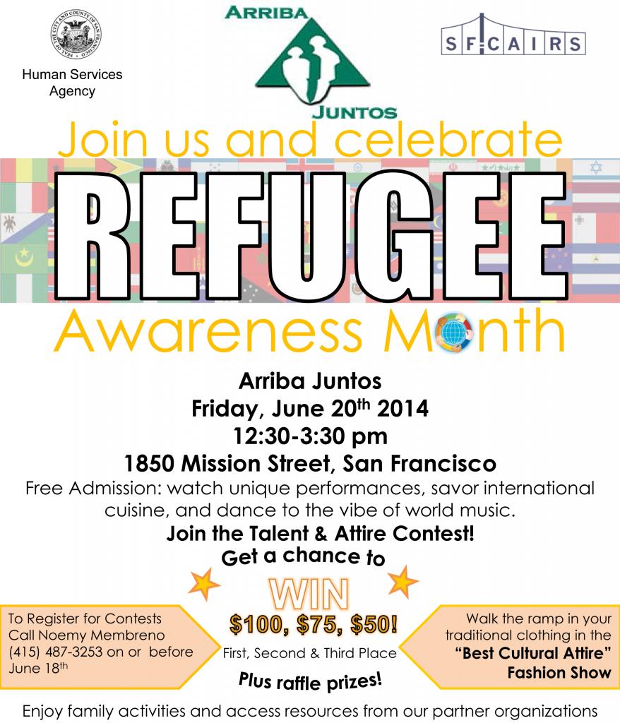 SF_REFUGEE_Event-6-2014-flyer